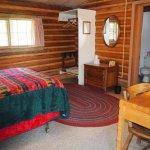 Interior cabin 831