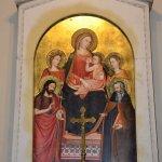 sopra l'altare