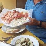 Foto de All'Osteria Bottega