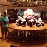 Main Lobby Flower Decoration