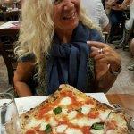 """Pizza """"Les Amoureux"""".... Délicieuse...."""