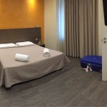 Double Room. Its a big room than what i expect. Clean and in a very strategic location, walk 3 m