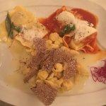 Tris di Pasta 😍😍 ein Traum