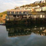 Light on the water - Mevagissey