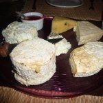 votre xxxme plat, le plateau de fromage!!!!