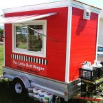 The Little Red Wagon - Mobile Food Service