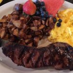 "Food at Dino's has always been on point. Especially weekend ""Funday"" brunch."