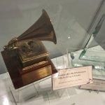 James Brown's Grammy . . .