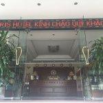 Iris Hotel Danang Foto