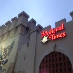 Medieval Times - front of building