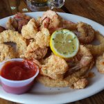 Shrimp was best I have had in a while