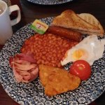 English Typical Breakfast
