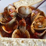 Clams Alla Raimondo