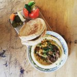 Best Hummus in Amsterdam