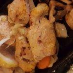 Sizzling chicken tikka