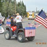 4th of July Parade Glennallen Ak