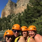 Foto di Montana Whitewater Rafting and Zipline on the Yellowstone River Day Trips