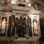 Altar inside the Duomo.