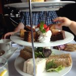Victorian Tea at The Old Inn