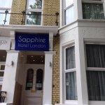 Sapphire Hotel London Foto
