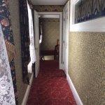 Prince Albert building 3rd floor hallway