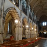 Interior Christchurch Cathedral