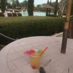 Nice place for a vacation. Go see Laval at the poolside Tiki Bar for great food and drinks!