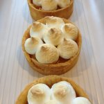Lemon Meringue, all produce made on site including our pastry