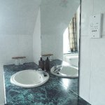 Clean modern Washbasin etc.,