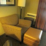 Comfortable Sitting Chair,  Best Western Plus Wine Country Inn and Suites, Santa Rosa, CA
