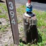 Gnome Sweet Gnome...our site nubmer