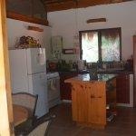 Baja house kitchen