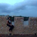 La Fortaleza y vista del rio Ozama