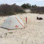 Assateague State Park Camping Photo
