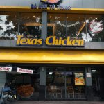 Ảnh về Gà rán Texas Chicken