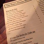 Photo de Peso's Kitchen & Lounge
