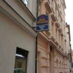 Foto de BEST WESTERN Hotel Pav
