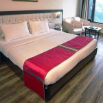 King Size Bed, Junior Suite