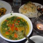 Nepalese curry