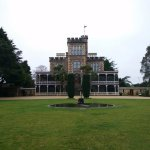 Front view of Larnach Castle