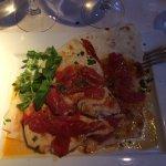Pesce spada con pomodorini e capperi