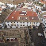 Vista del Hotel desde la torre de La Mezquita-Cathedral