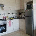 kitchen in one-bed apt. Excellent facilities,