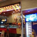 Entrance to Swensen's from inside CentralPlaza Chiang Rai