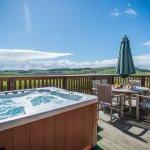 Barn Lodge Private Hot Tub