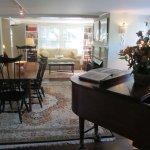 Piano - Lounge area