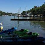 Kayak Annapolis Location @ Spa Creek