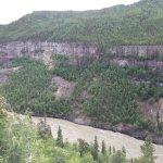 Beautiful Stikine Canyon