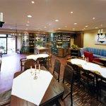 das WeinCafe/Restaurant des Springiersbacher Hofes