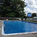 Pool is open June-September weather permitting